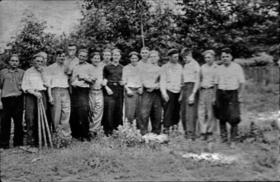 Команда городошников