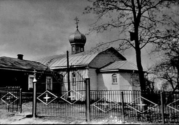 Покровский храм с. Б-Жирово. Фото Лукин В. А.