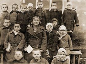 Бородина Елена Александровна с классом