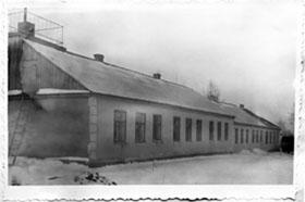 Третье здание школы